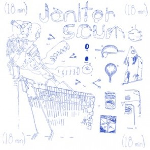 """JANITOR SCUM """"Scenes From The Grocery"""" 12"""""""