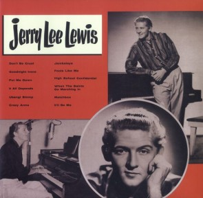 "LEWIS, JERRY LEE ""S/T"" LP"