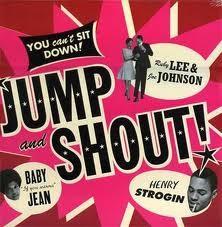 "VARIOUS ARTISTS ""Jump & Shout"" LP"