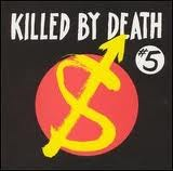 VARIOUS ARTISTS 'Killed By Death Vol. 5' LP