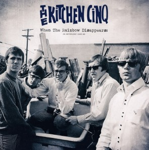 "THE KITCHEN CINQ ""When The Rainbow Disappears: An Anthology 1965-68"" (2xLP)"