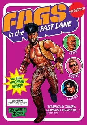 FAGS IN THE FAST LANE -DVD