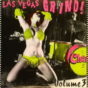 "VARIOUS ARTISTS ""Las Vegas Grind #3"" (Gatefold) LP"