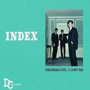 """INDEX """"Originals Vol. 1 (1967-68)"""" LP"""