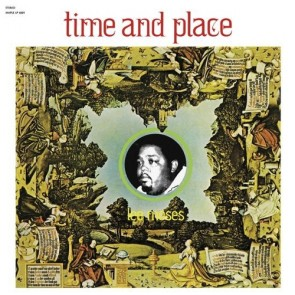 """MOSES, LEE """"Time And Place"""" LP (Gatefold)"""