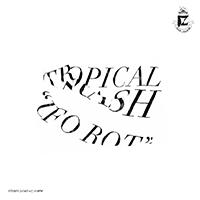 "TROPICAL TRASH ""UFO Rot"" LP"