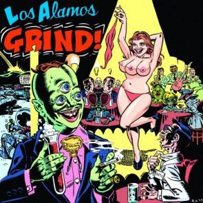 """VARIOUS ARTISTS """"Los Alamos Grind!"""" LP"""