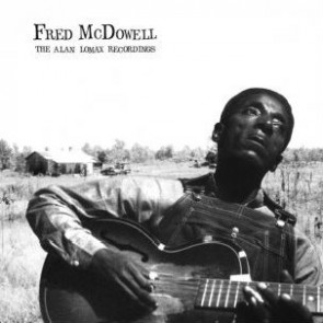 "MCDOWELL, FRED ""Alan Lomax Recordings"" LP"