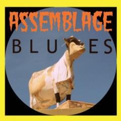 """MELCHIOR, DAN """"Assemblage Blues"""" LP"""