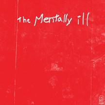 "MENTALLY ILL ""Strike The Bottom Red"" LP (Black Vinyl)"