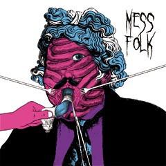 "MESS FOLK ""Modern Man"" 7"""