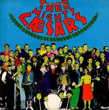 """THEE MIGHTY CAESARS """"John Lennon's Corpse Revisited"""" LP"""