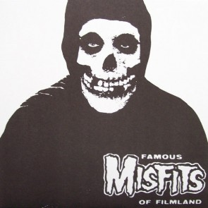 "MISFITS ""Famous Misfits Of Filmland"" 7"" (GREEN vinyl)"