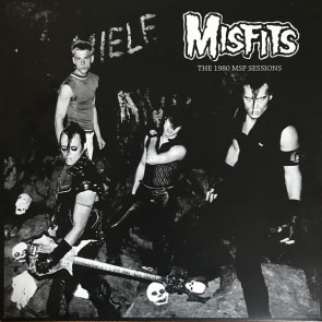 "THE MISFITS ""The 1980 MSP Sessions"" LP (MINT GREEN vinyl, LTD.)"