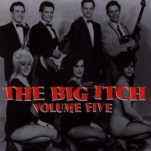 "VARIOUS ARTISTS ""Big Itch Volume 5"" LP"