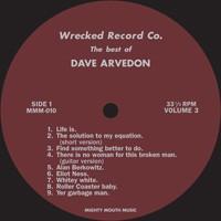 "ARVEDON, DAVID ""The Best Of Vol. 3"" LP"