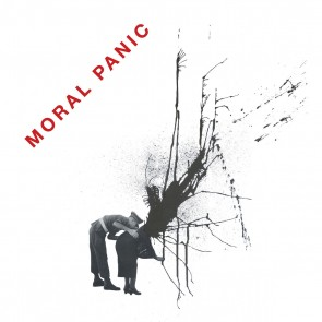 "MORAL PANIC ""Moral Panic"" Red Vinyl LP"