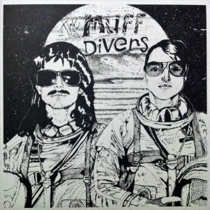 "MUFF DIVERS ""Dreams Of The Gentlest Texture"" LP"