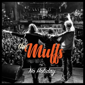 """THE MUFFS """"No Holiday"""" (2xLP)"""