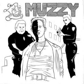"""MUZZY """"S/T"""" 7"""" (Cover 1)"""
