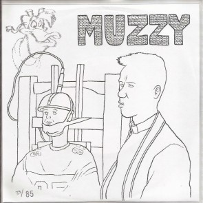 "MUZZY ""S/T"" 7"" (Cover 3)"
