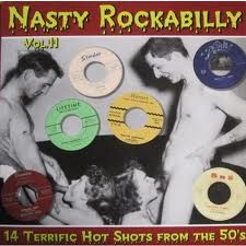 "VARIOUS ARTISTS ""Nasty Rockabilly Vol. 11"" LP"