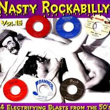 "VARIOUS ARTISTS ""Nasty Rockabilly Vol. 16"" LP"