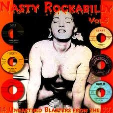 "VARIOUS ARTISTS ""Nasty Rockabilly Vol. 5"" LP"