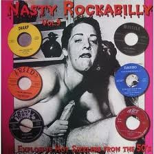 "VARIOUS ARTISTS ""Nasty Rockabilly Vol. 9"" LP"