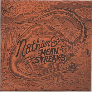 "NATHAN & THE MEANSTREAKS ""Childstar Redemption / Adams Dog"" (Orange Cover)"
