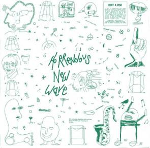 """VARIOUS ARTISTS """"Horrendous New Wave"""" LP"""