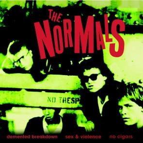 """THE NORMALS """"Demented Breakdown"""" 7"""""""