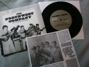 "THE NORTHWEST COMPANY ""Hard To Cry"" 7"""