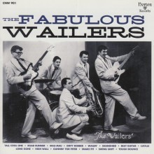 "WAILERS ""The Fabulous Wailers"" LP"