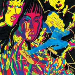"""OH SEES, THEE """"Drop"""" LP"""