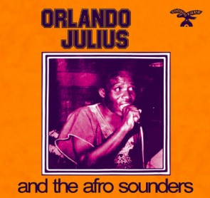 """JULIUS, ORLANDO AND THE AFRO SOUNDERS """"S/T"""" LP"""