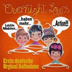 """OVERNIGHT LOWS """"LEICHTE MÄDCHEN HABEN MEHR ACTION!!!"""" 7"""""""