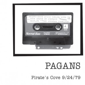 "PAGANS """"Pirate's Cove 9/24/79"" LP (LTD. RSD release)"
