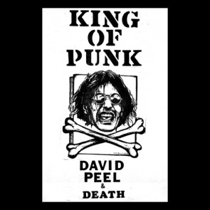 "PEEL, DAVID ""King Of Punk"" LP"