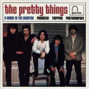 "PRETTY THINGS ""House In The Country + 3"" 7"""