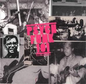 "VARIOUS ARTISTS ""Psych Funk 101"" (2xLP)"