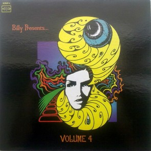 "VARIOUS ARTISTS ""Billy Presents... Psychedelic Unknowns Volume 4"" LP"
