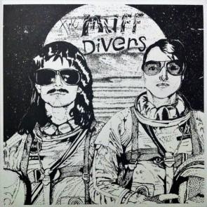 "THE MUFF DIVERS  ""Dreams Of The Gentlest Texture"" LP (Pink Vinyl) LP"