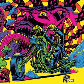 "VARIOUS ARTISTS ""Warfaring Strangers: Acid Nightmares"" (2xLP)"