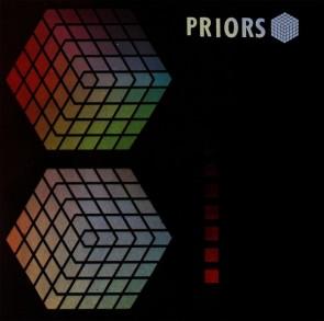 """PRIORS """"S/T"""" LP"""
