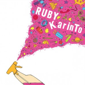 "RUBY KARINTO ""S/T"" LP"