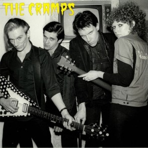 "CRAMPS ""Live At Keystone Palo Alto California February 1st 1979"" LP"