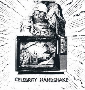 "CELEBRITY HANDSHAKE ""That's Showbiz, Baby!"" 7"""