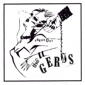 "GEROS ""Freak Out"" 7"""
