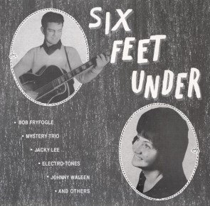 "VARIOUS ARTISTS ""Six Feet Under"" LP"